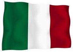 Zastava Italije, 300x150